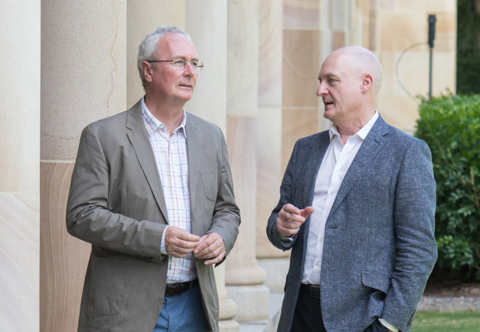David Gann and Mark Dodgson celebrate 30 years of collaborative innovation