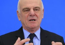 Former Special Adviser to UN Dr David Nabarro appointed Global Health Chair