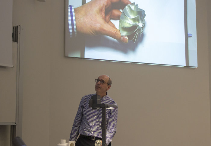 Professor Ricardo Martinez-Botas