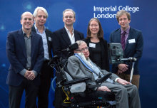 Imperial professors pay tribute to their former teacher Stephen Hawking
