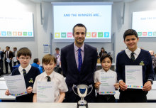 Electricity from algae, squash seed fertiliser, and water to power street lights were ideas to emerge in this year's Schools Science Competition.