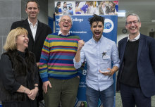 Plug-and-play prostheses wins IGHI Student Challenges Competition