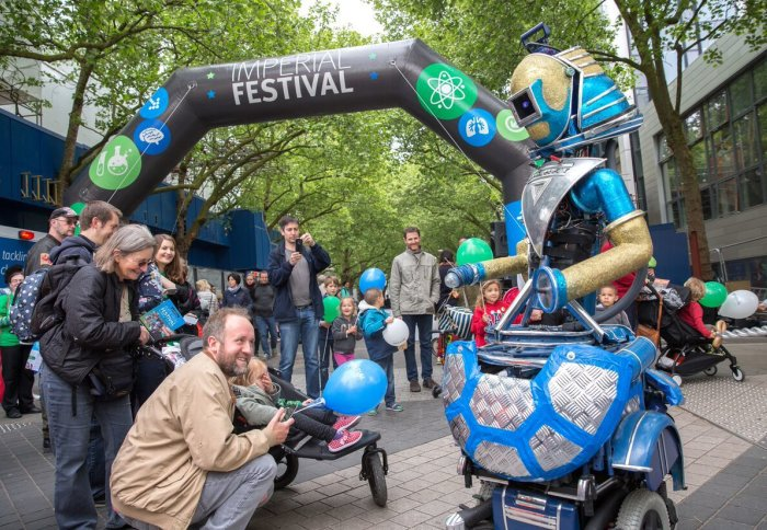 Year of Engineering and Aeronautics to take centre stage at Imperial Festival