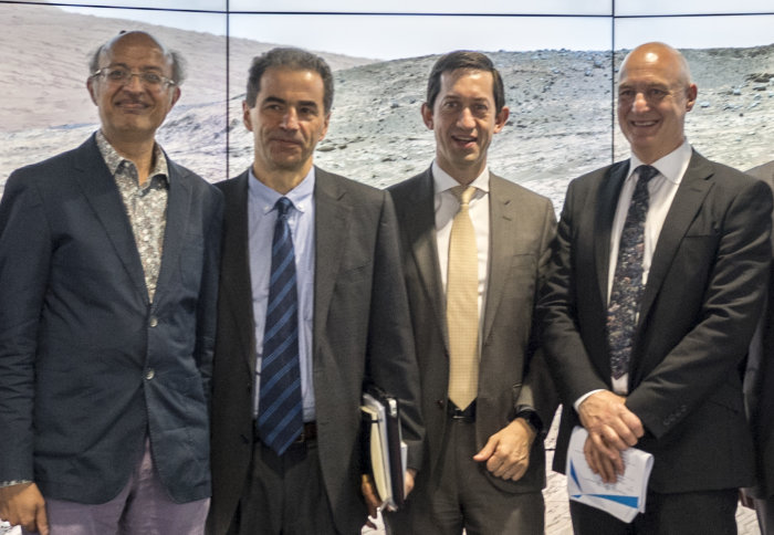 Portuguese Science Minister discusses energy and health innovation at Imperial