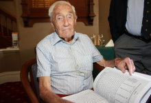 David Goodall – tributes to 104 year old botanist and alumnus