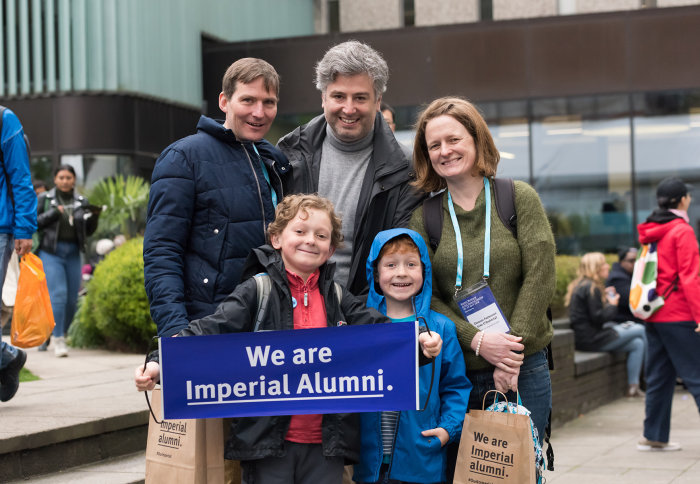 Celebrating Imperial alumni around the world