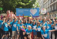 Since 2006, staff network Imperial 600 has been flying the flag for LGBTQ+ staff through promoting equal rights and championing diversity.