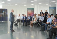 Top Italian business leaders debate emerging technologies at White City