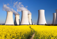 """Nuclear energy is not as risky as climate change"""