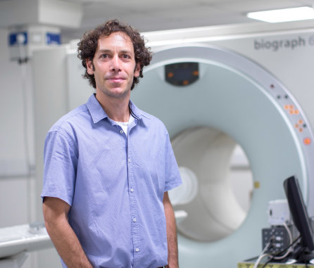 Researcher wins prize for method that reaches into the brain, without surgery