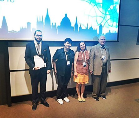 Imperial graduate wins international prize for best MEng Thesis