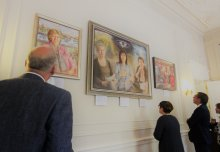 Portraits of eminent Imperial women unveiled