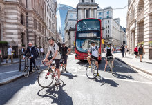 Cycling has been found to bring both the best physical and mental health benefits in a study carried out in seven European cities.