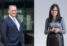 Professor Tom Welton and Dr Jess Wade discuss women and diversity in STEM