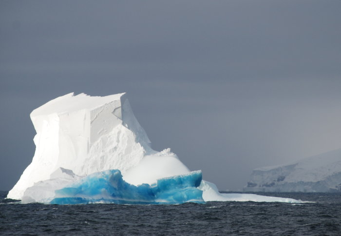 Moderate warming, if sustained, could melt the 'sleeping giant' of Antarctica