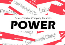 Saving the planet through the power of theatre