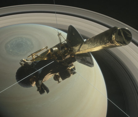 Latest insights into Saturn's weird magnetic field only make things weirder