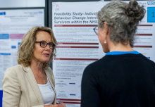Inspiring healthcare research projects showcased at Imperial Symposium