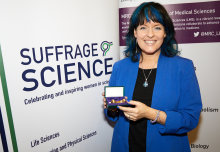 Charity single and suffrage science: News from the College