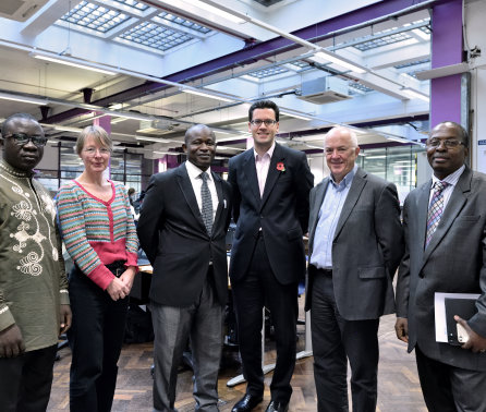 Imperial helping develop next generation Sierra Leonean engineers
