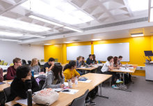 Redesigned classrooms support Imperial's teaching transformation