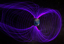 A NASA spacecraft has analysed magnetic explosions on the opposite side of the Earth from the Sun, watching the process that creates auroras.