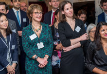 Alumni gather at the House of Lords