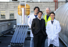 Spin out company for award-winning solar panel announced by Imperial Innovations