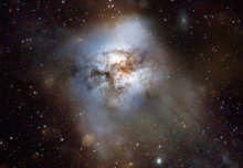 Starburst galaxies and blast injuries: News from the College