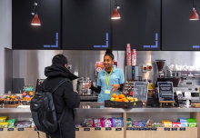 Imperial launches new community café and garden at White City