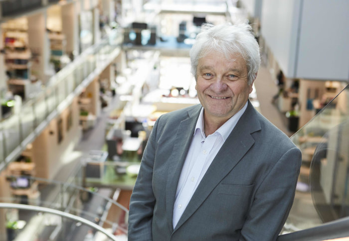 Sir Paul Nurse, Director of The Francis Crick Institute