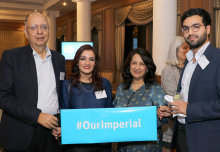 Indian alumni celebrate their lifelong connection with Imperial