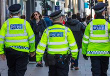 Spending six weeks with the Metropolitan Police Service and their data