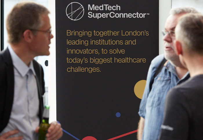 MedTech SuperConnector launch event at Imperial