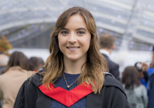 School of Medicine student awarded London Gold Medal