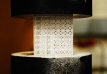 3D printing and metals science combine for stronger, crystal-inspired materials