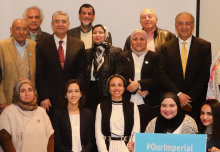 First ever Egyptian alumni event held in Cairo