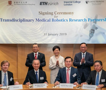 Global medical robotics centre will reshape future of diagnosis and treatment