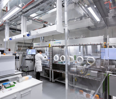 First-of-its-kind automatic chemistry facility opens at Imperial
