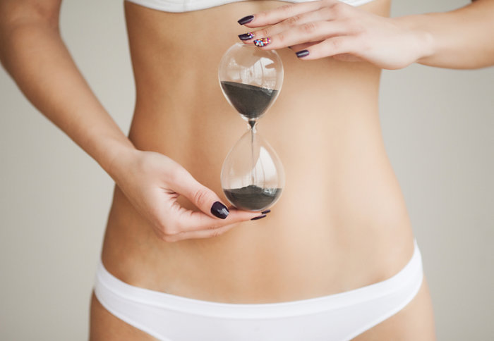 Ovarian cysts should be 'watched' rather than removed