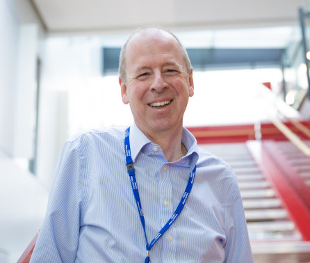 Getting to know Professor Edwin Chilvers, Head of the NHLI