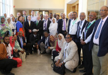 Sudan collaborations could help tackle disease in Africa