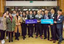International scholars celebrate Imperial's global ties