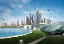 Cities of the future could be built by robots mimicking nature