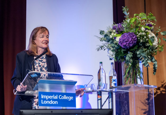 Professor Alice Gast, President of Imperial College London
