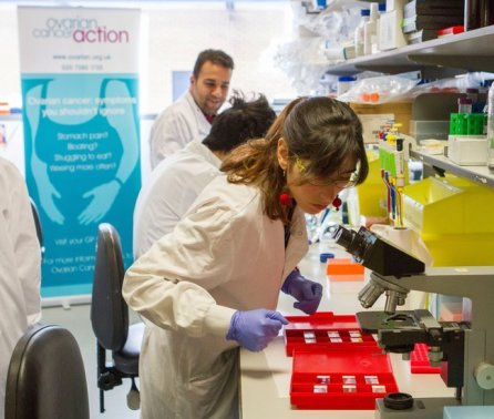 Tackling Ovarian Cancer at Cancer Action Research Centre