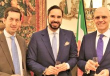 Imperial academic is recognised by the Order of Merit of the Italian Republic