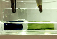 Non-toxic salt water battery prototype can charge in seconds