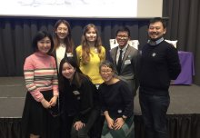 Imperial students succeed for third year running at Japanese speech contest