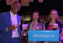 Alumni celebrate Imperial's growing ties with South Africa